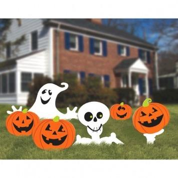 Skeleton, Ghost Yard Signs