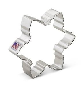 """Snowflake 4.5"""" Cookie Cutter"""
