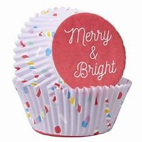 Sparkle Bright Baking Cup