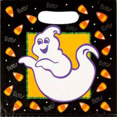 Spooky Ghost Treat Bags 20 ct.
