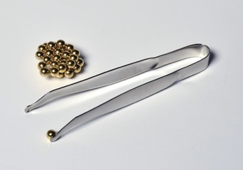 Steel Tweezers - Ateco