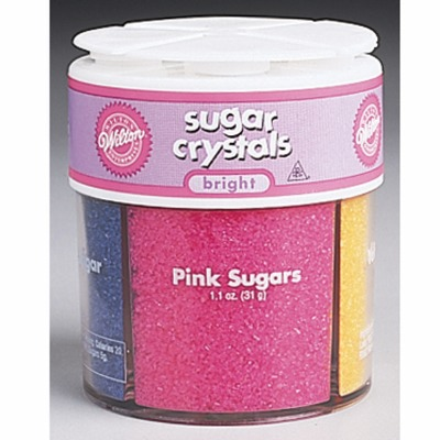 Bright Sugars 4-Mix Sprinkles
