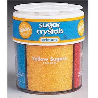 Primary Sugars 4-Mix Sprinkles