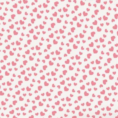 Sugar Sheet Pink Hearts 1 PC