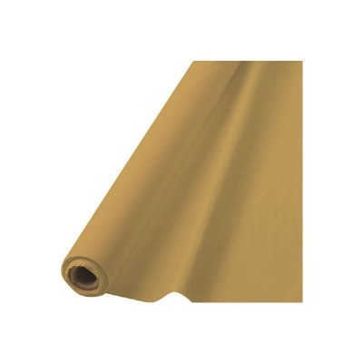 "Table Roll 40""X100' Gold"