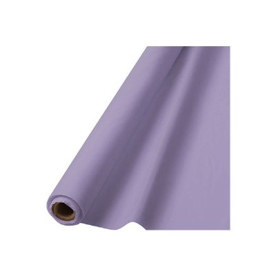 """Table Roll 40""""X100' Lavender"""