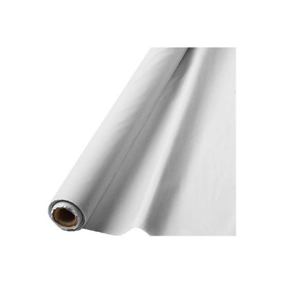 "Table Roll 40""X100' White"