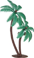 "4"" Twin Coconut Palm Tree 4 CT"