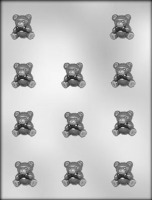 "1-1/8"" Bear Chocolate Mold"