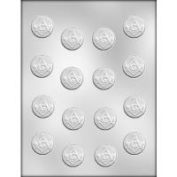 "1-1/8"" Masonic Mint (16)"