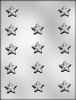 "1-1/8"" Star Mold (14)"