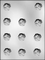 "1-1/8"" Tri-Swirl Mold (11)"
