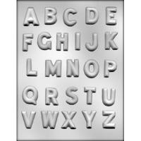 "1.25"" Alphabet Choc Mold (26)"