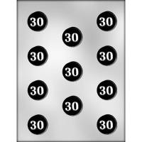 "1.25"" Circle w/ 30 Mold (11)"