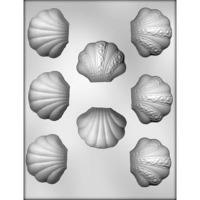 "1.25"" Clam Shell Choc Mold (8)"