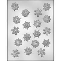 """1.25"""" Snowflake Mold (18)"""