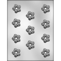 "1.25"" Wild Rose Mint Mold (11)"