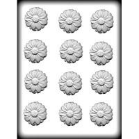 "1-3/4"" Daisy Hard Candy Mold (12)"
