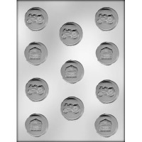 "1-3/8"" Farm Mint Mold (11)"