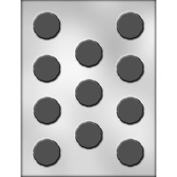 "1-3/8"" Scalloped Circle (11)"