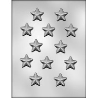 "1-3/8"" Star Mold (12)"