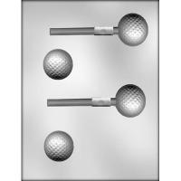 3-D Golf Ball Sucker Mold (4)