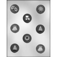 "1-5/8"" Christmas Mint #2 (8)"