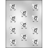 "1.5"" Cows Choc Candy Mold (11)"