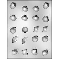 """1.5"""" Shell Assortment Mold (20"""