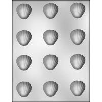 "1.5"" Shell Choc Mold (12)"
