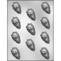 "1-7/8"" Grapes Choc Mold (11)"