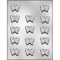 "1.75"" Butterfly Choc Mold(14)"