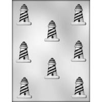 "1.75"" Lighthouse Choc Mold"