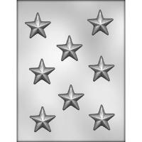 "1.75"" Star Mold (8)"