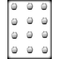 "1"" Apple Hard Candy Mold (12)"