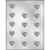"1"" Baby Boy Heart Mold (14)"