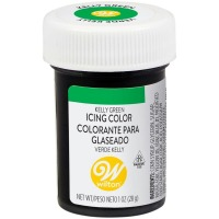 1 Oz Icing Color Kelly Green