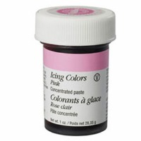 1 Oz Icing Color Pink