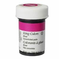 1 Oz Icing Color Rose
