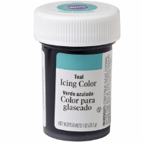 1 Oz Icing Color Teal