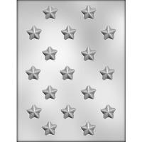 "1"" Star Chocolate Mold (20)"