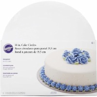 "Wilton 14"" Round Cake Board - 6 Pack"