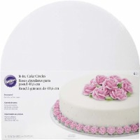 Wilton Cake Board 16 Inch Round - 6 Pack
