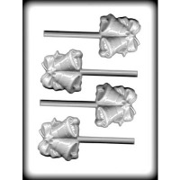"2-1/4"" Double Bells Lolli (4)"