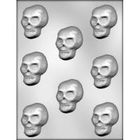 """2-1/8"""" Skull Mold (8)"""