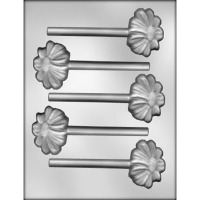"2.25"" Daisy Lolly Mold (3)"