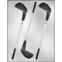 """2.25"""" Golf Clubs Lolly (3)"""
