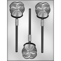 "2.25"" Pansy Lolly Mold (3)"