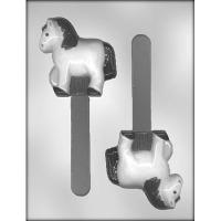 "2.3/8"" Horse Ice Crea Mold (2)"
