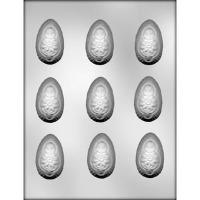"""2"""" 3-D Floral Egg (9)"""